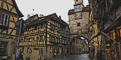 A Medieval Town