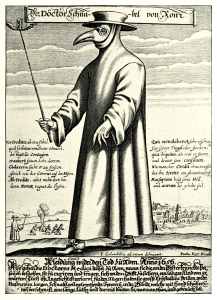 Black Death Medieval Doctor