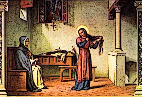 the image and role of women in medieval society Early medieval women exercised  and the reasons why the role of women in society tended to become more restrictive are  women in medieval society.