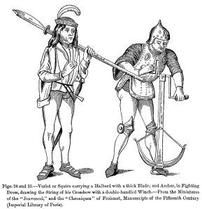 Medieval-Crossbow-Foot-Soldier-with-Medieval-Crossbow