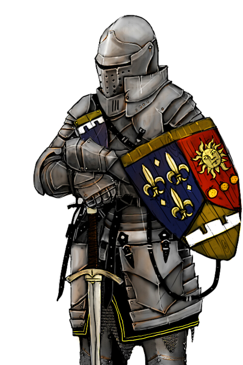 the concept of knight in shining armor during the medieval europe What was pardoner the medieval character occupation  dragons- legends say that dragons captured and ate damsels/princeses and a knight in shining armor would come to slay the dragon and save.