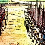Medieval Footsoldiers Battle of Crécy