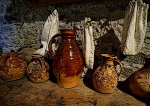 Medieval Jugs for medieval drinks