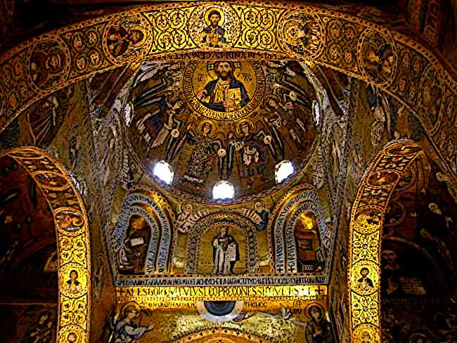 photo essay on byzantine art and architecture