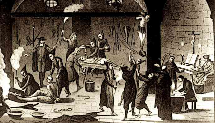 The Spanish Inquisition Torture