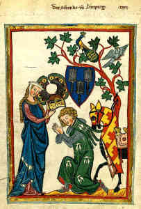The system of ethical ideals among the knights of medieval europe chivalry