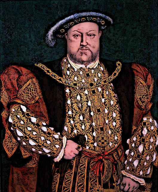 the life and times of henry viii of england Henry viii: henry viii, king of england  for the rest of his life, henry,  though six times married,.