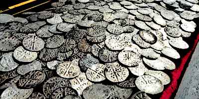 Medieval Moneyer Made Medieval Silver Coins