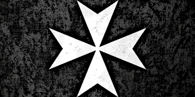 The Knights Hospitaller Flag & Colours