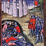Battle-of-Crécy-in-1346-and-the-Great-100-Years-War!