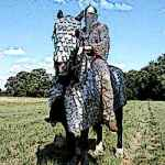 Cataphract Medieval Cavalry Soldier