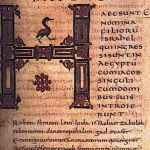 Medieval Calligraphy Charlemagne Period