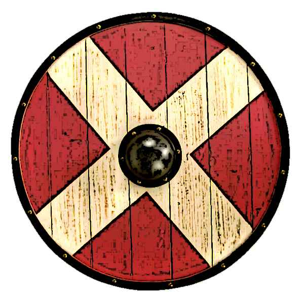 Early Medieval Targe Shield