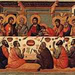 Medieval Paintings The Last Supper