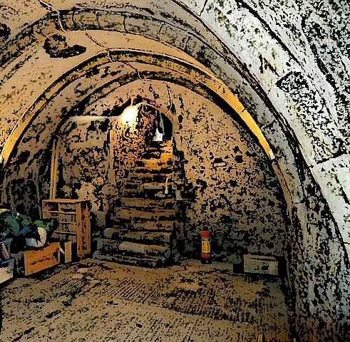 Medieval-Cellar-Under-Medieval-Millers-House Picture