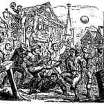 Medieval Sports Medieval mob football