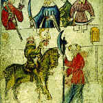 Image of Gawain and the Green Knight