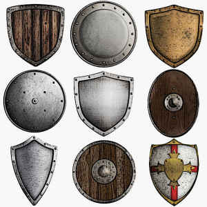 Medieval Shields Designs And Meanings