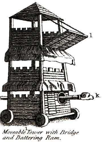 Siege Tower and Battering Ram