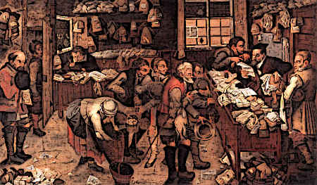 Medieval Lawyers - Medieval Crime and Punishment