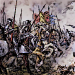 King Henry V battle of Agincourt
