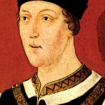 King Henry VI Portrait painting