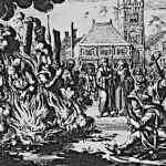 Medieval Witchcraft - WItches burned at the stake