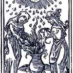 Medieval Witchcraft - Witches and Cauldron