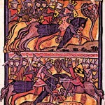 Medieval King Edward I 2nd Barons War