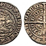 Medieval King Edward III Coin