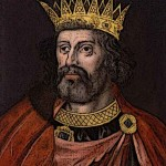 Medieval King Henry III Portrait Image