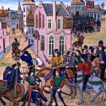 Peasants revolt - KIng Richard II