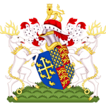 Medieval Coat of Arms KIng Richard II