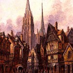 Medieval England Cities