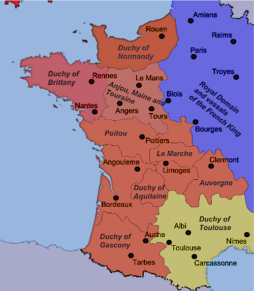 Medieval-France-Angevin-Empire Picture