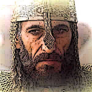 Saladin Leader of the Muslim armies