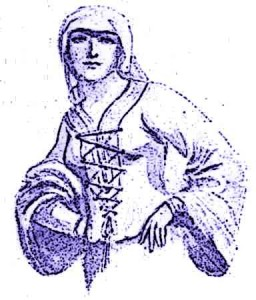 Early Medieval Clothing of Women
