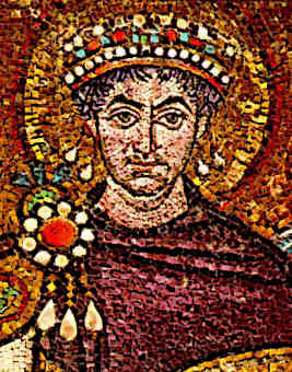 justinian-I-famous-medieval-kings