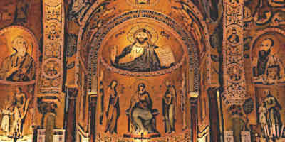 religion to art in the middle ages