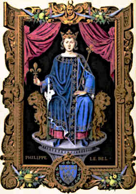 King-Philippe-IV-Famous-Medieval-Kings-King-of-France