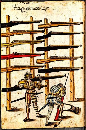Medieval Landsknects