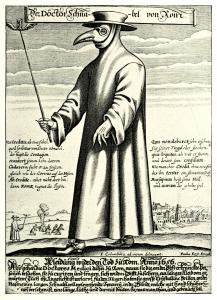 Black Death Medieval Doctor