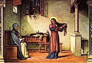 Medieval Women St Catherine of Siena