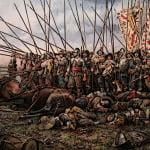 Pikemen win a Battle