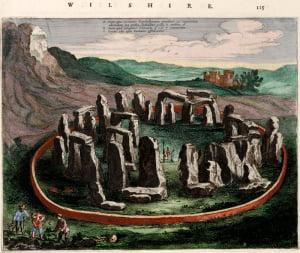 Medieval Druids