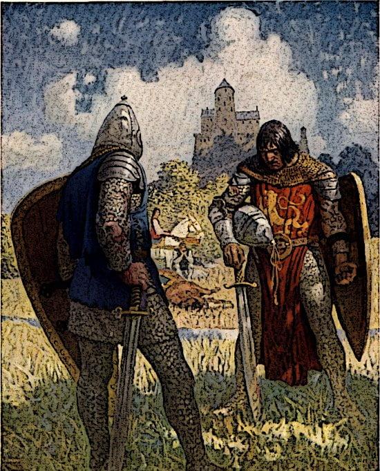 King Arthur Lancelot
