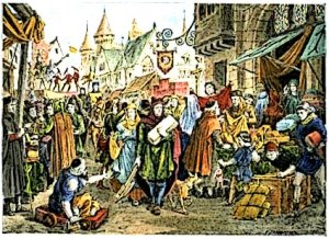 Medieval-Towns-Market