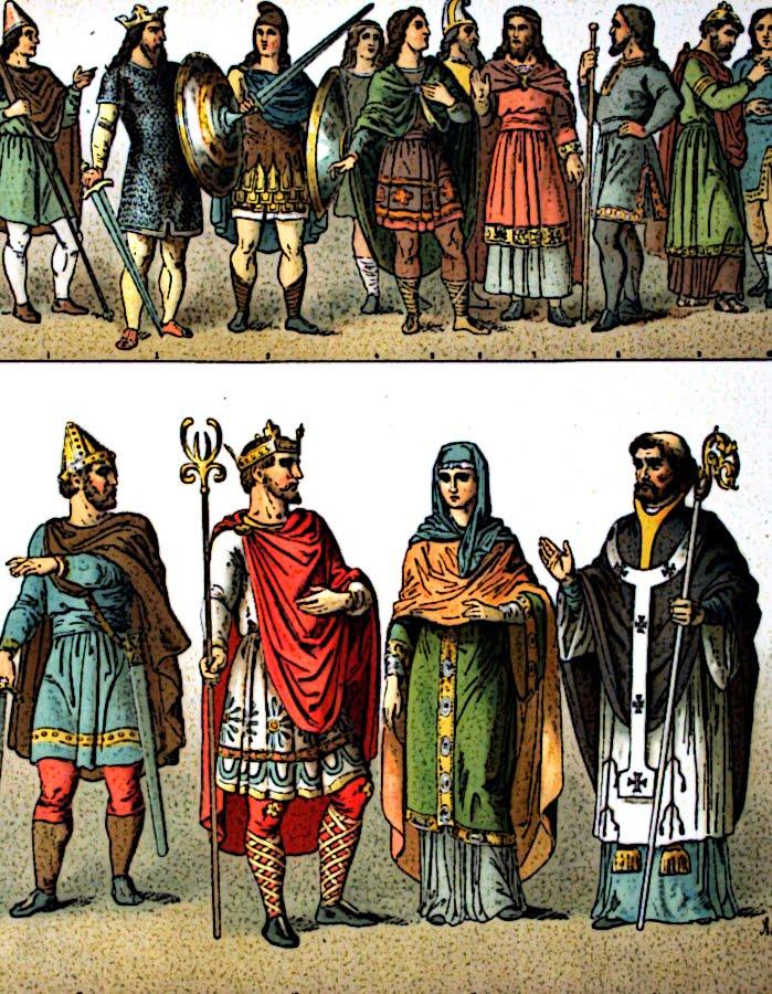 Anglo-Saxon-Costumes-Anglo-Saxons-History