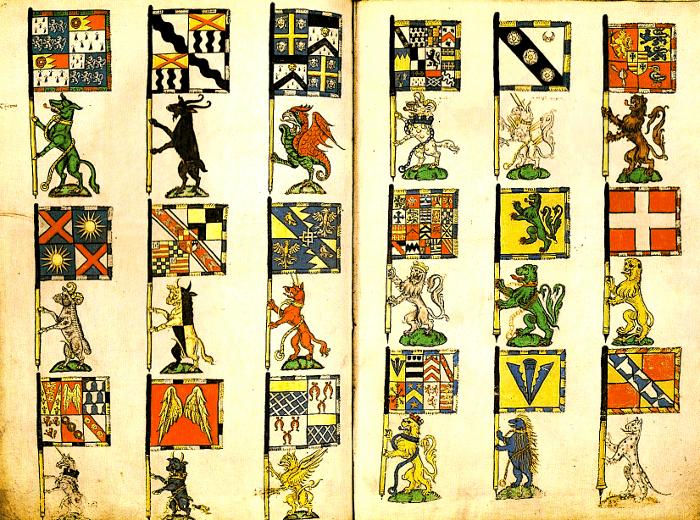Heraldic Banners