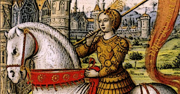 Joan of Arc 100 years War
